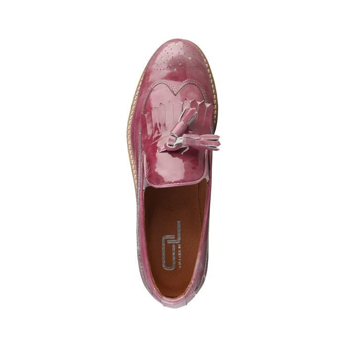 Ana Lublin chaussures femme ᐧ - Made in Italy ᐧ ᐧ - Collection printemps-été 2016 ᐧ ᐧ - Mocassin ᐧ ᐧ - Empeigne 10… I0XQLlW
