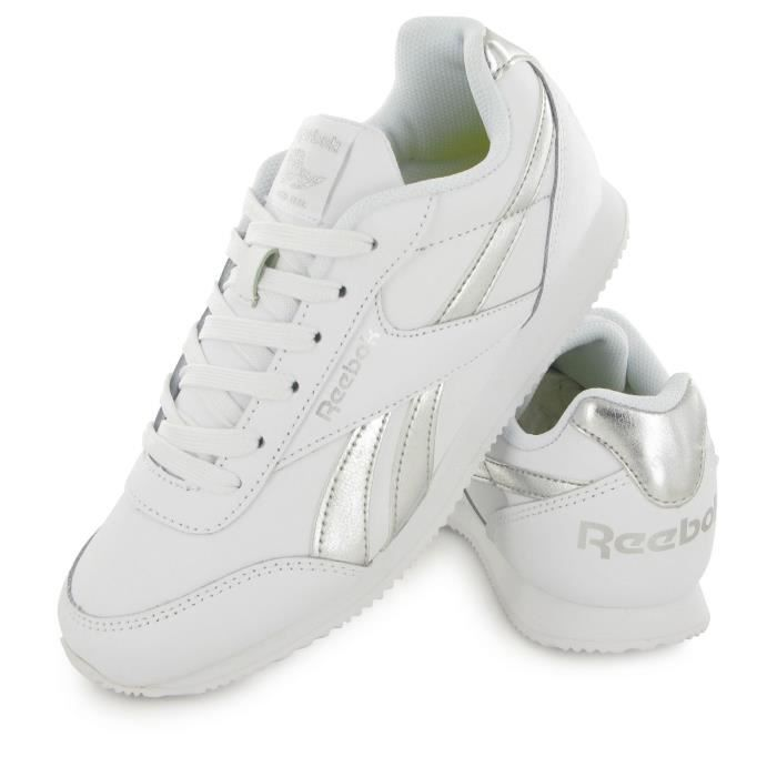 Reebok Royal Classic Jogger blanc, baskets mode enfant