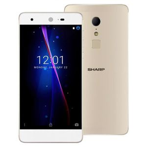 SMARTPHONE SHARP Z2 smartphone  4G LTE 5.5 pouces FHD 1920 *