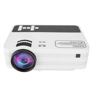 Vidéoprojecteur AIZ-5500lumens Full HD LED 3D Home Cinema Projecte