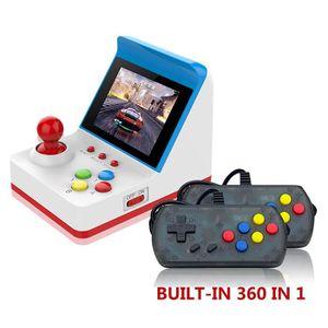 JEU CONSOLE ÉDUCATIVE Consoles De Jeux Portable, Retro Arcade FC avec 2