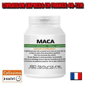 TONUS - VITALITÉ 120 gélules de MACA Améliore la performance sexuel