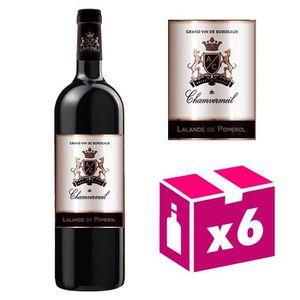 VIN ROUGE AOC Lalande de Pomerol 2014 vin rouge – Carton de