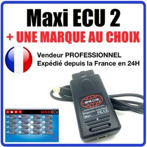OUTIL DE DIAGNOSTIC Maxi ECU 2 + Interface MPM-COM + UNE MARQUE AU CHO
