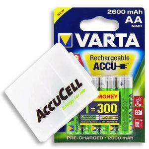 BATTERIE Varta Ready2Use 2600mAh Mignon AA Akkus 4er Pack i