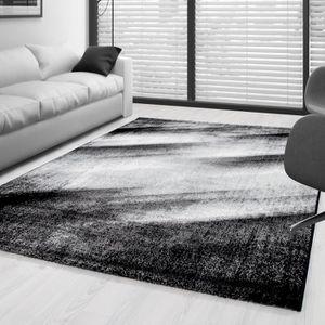 TAPIS Tapis moderne design salon abstrait sable motif no