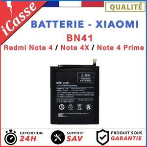 ECRAN DE TÉLÉPHONE Batterie Xiaomi BN41 - Redmi Note 4 / Note 4X / No
