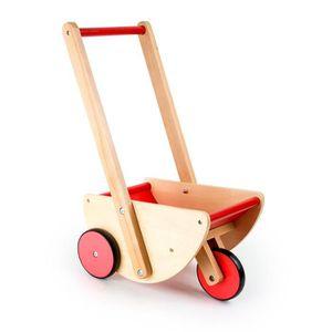 CHARIOT DE MARCHÉ Poussette de poupées à 3 roues , poussette de poup