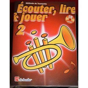 MÉTHODE Trompette - Botma - Ecouter, lire et jouer Vol. 2