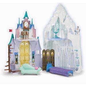 POUPÉE Disney Princesse - Maison De Poupée - La Reine Des
