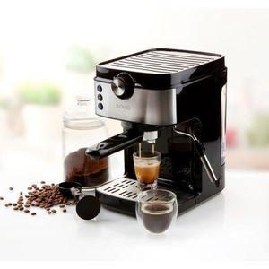 MACHINE À CAFÉ Machine à expresso DOMO - 19 bar - 1450W DO711K