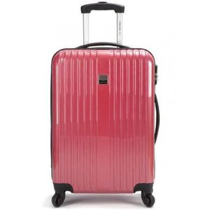 VALISE - BAGAGE FRANCE BAG  Valise rigide 50 cm PUNTA CANA Rouge C
