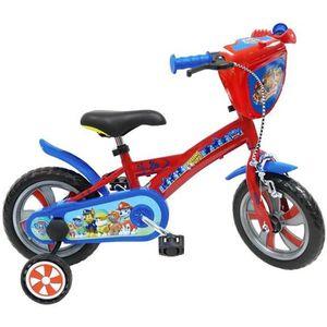 VÉLO ENFANT Vélo 12'' PAT PATROUILLE pour enfant de 2 à 4 ans