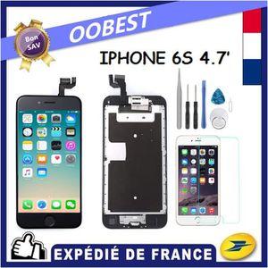 ECRAN DE TÉLÉPHONE Ecran Complet LCD + Vitre Tactile Pour iPhone 6S,