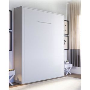 LIT ESCAMOTABLE Armoire lit escamotable JOY 2 places 160 x 200 pie