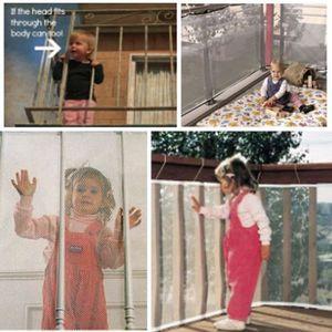 Parc de B/éb/é Parc B/éb/é Barri/ère S/écurit/é Plastique Enfant Resistant Toys Maison Enfants Playard S/écurit/é Pliable Portable Extensible
