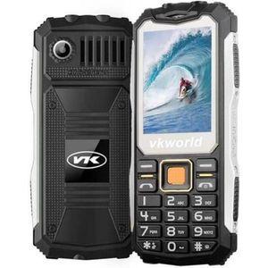 Téléphone portable Téléphone Incassable Mobile antichoc Portable Seni