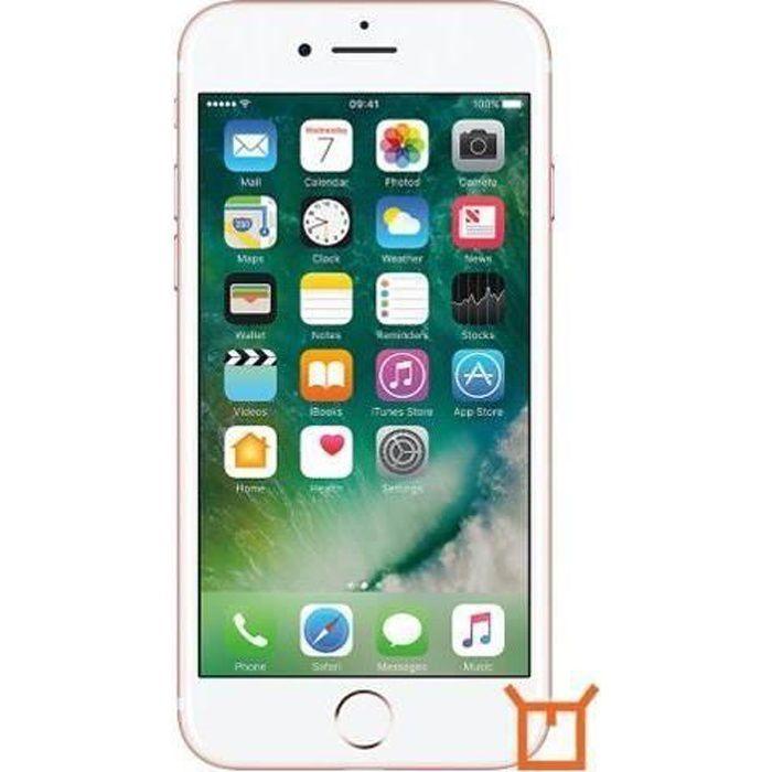 iPhone 7 32GB Rose Or