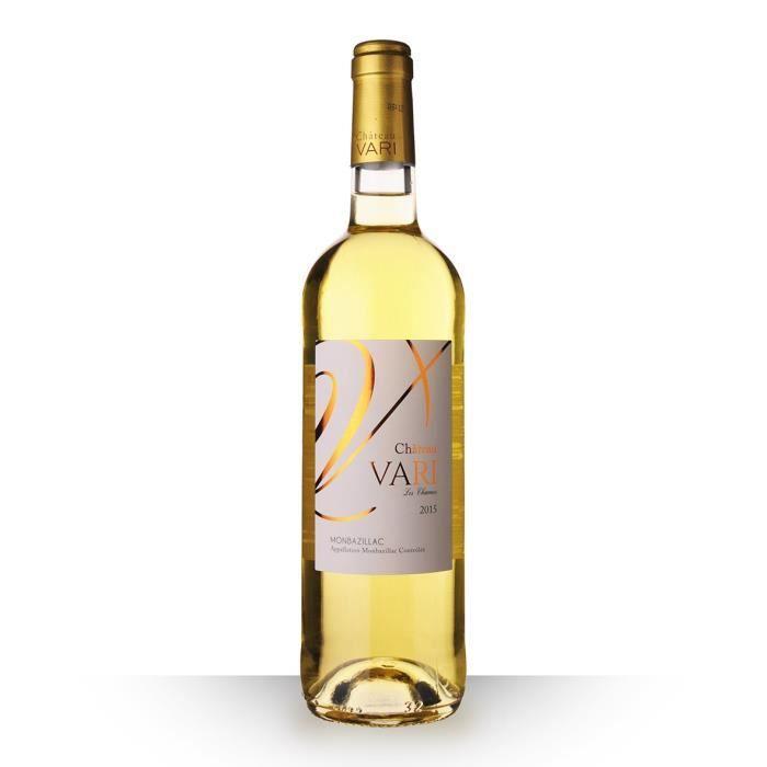 Château Vari 2015 AOC Monbazillac - 75cl - Vin Blanc