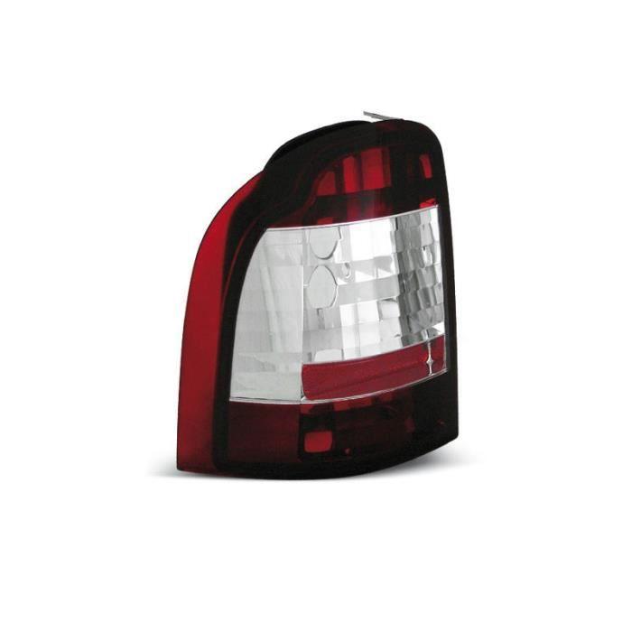 Paire de feux arriere Ford Mondeo MK1 break 93-00 rouge blanc