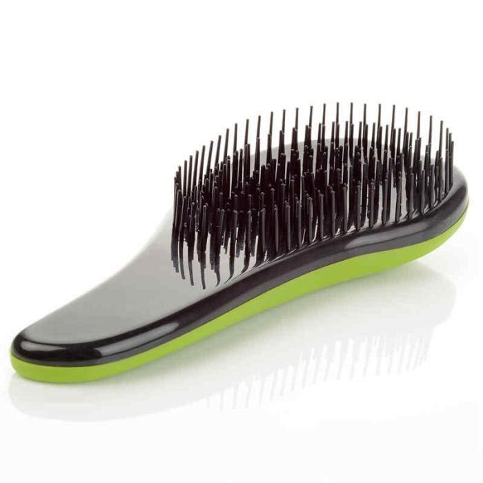 1 pièces Portable magique poignée enchevêtrement démêlant noeud gratuit douche cheveux brosse peigne douche Sa DY13261