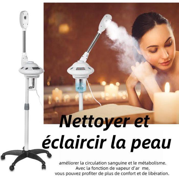 Vapeur Visage Vaporisateur avec arôme d'ozone chaud Equipment Équipement de beauté professionnel pour Soins Personnels De Peau