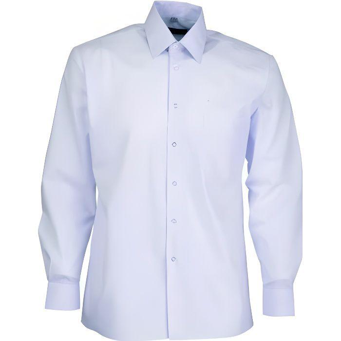 Chemise de ville blanche