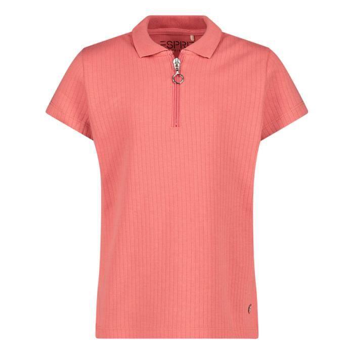 Esprit Fille polos en couleur Rose - Taille 140