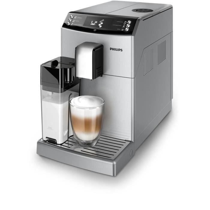 Machines à café Philips EP3551 - 10 Espresso Automat