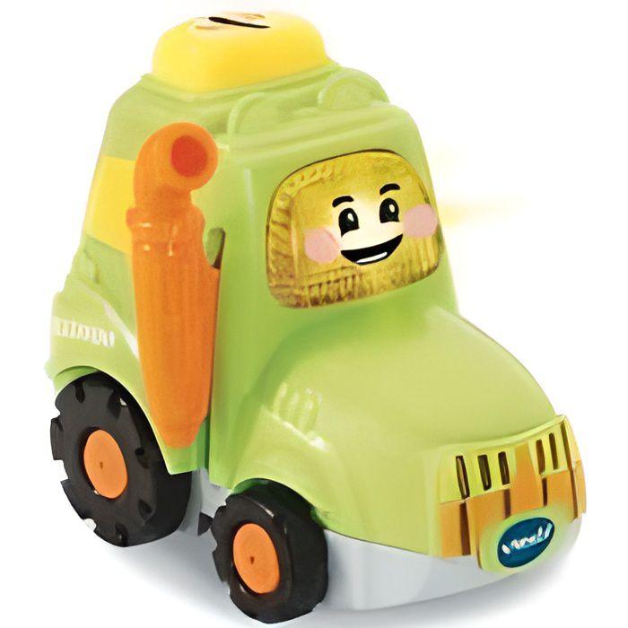 Tut Tut Bolides Clement tracteur des champs - Vehicule premier age - Vtech