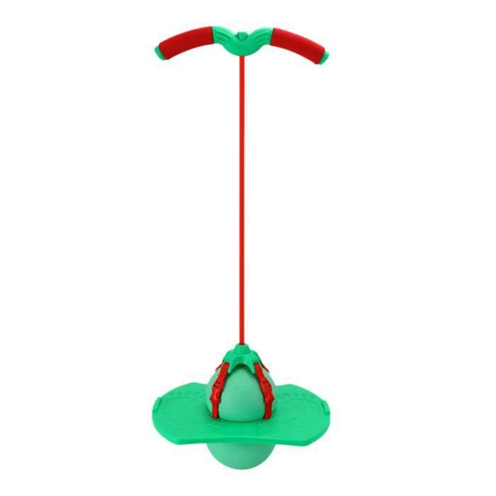 Boule de saut avec poignée Jouet de sport pour enfants drôle Accessoire de pour ballon MEDECINE BALL - BALLON DE MUSCULATION