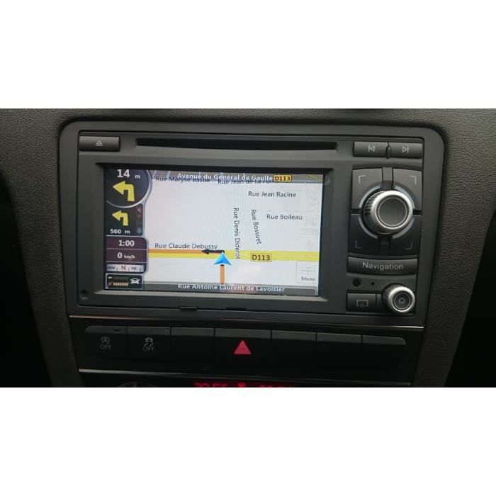 autoradio gps audi a3 achat vente autoradio autoradio. Black Bedroom Furniture Sets. Home Design Ideas