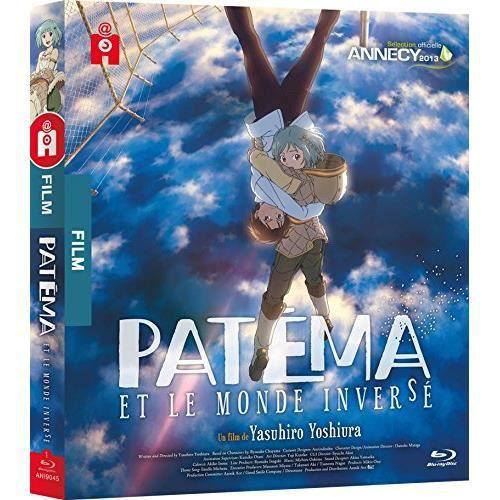 BLU-RAY MANGA Patema et le monde inversé - Film - [Blu-ray]