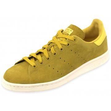 STAN SMITH JAU - Chaussures Homme Adidas Jaune Jaune - Achat ...