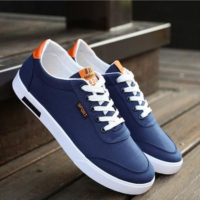 basket casual homme