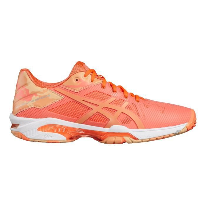 Chaussures de tennis femme Asics Gel solution Speed 3 L.E.