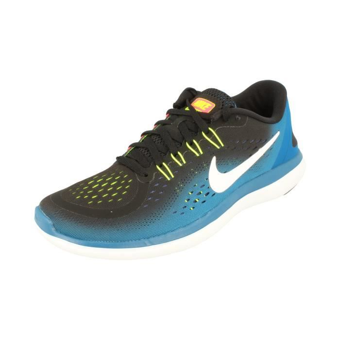 online store 7cf78 b5b66 Nike Flex 2017 RN Hommes Running Trainers 898457 Sneakers Chaussures ...