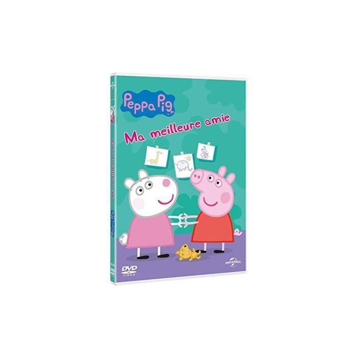 Peppa Pig Ma Meilleure Amie Achat Vente Dvd Dessin Anime Peppa Pig Ma Meilleure Amie Cdiscount