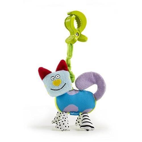 11705 Taf Toys Chat Dactivit/és Jouet Pour Poussette