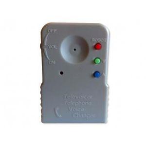 FARCE ET ATTRAPE Transformateur de voix pour téléphone