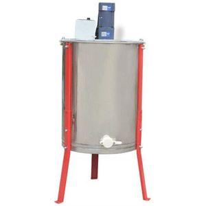 EXTRACTEURS Honey Extractor 4 Cadres Machine d'extrait de Miel