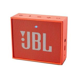 ENCEINTE NOMADE JBL GO Enceinte bluetooth portable orange P16212