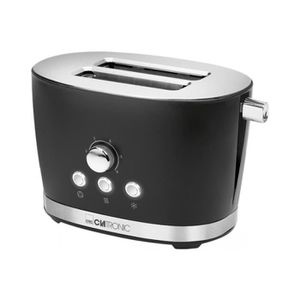 GRILLE-PAIN - TOASTER Grille-pain Clatronic Toaster TA 3690 - Noir U