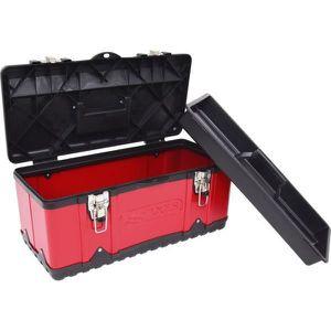 BOITE A OUTILS KS TOOLS Boîte à outils bimatière 47x23,8x20,3cm
