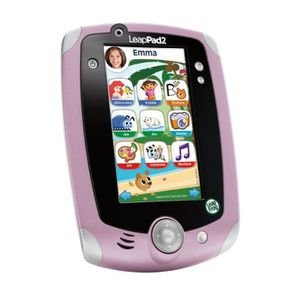 TABLETTE ENFANT LEAPFROG LeapPad 2 Rose Tablette Enfant éducative