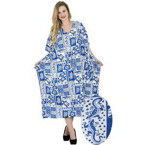 ROBE La Leela plage longues femmes likre tortue kimono