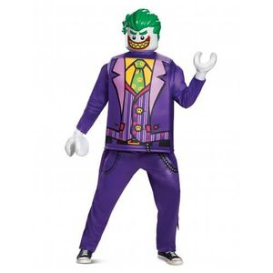 DÉGUISEMENT - PANOPLIE Déguisement luxe Joker LEGO® adulte - Taille Uniqu
