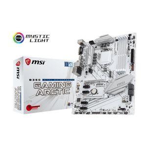 CARTE MÈRE MSI B360 GAMING ARCTIC Carte-mère ATX Socket LGA11