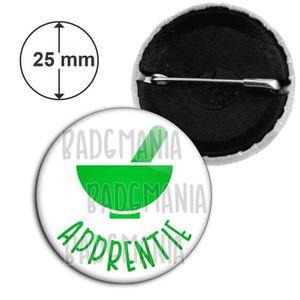 Pin/'s 20mm Préparateur Préparatrice Pharmacie Mortier Identifiant Pins Badge
