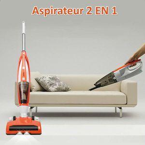 ASPIRATEUR BALAI Aspirateur/nettoyeur 2-en-1 sans fil pour sols dur
